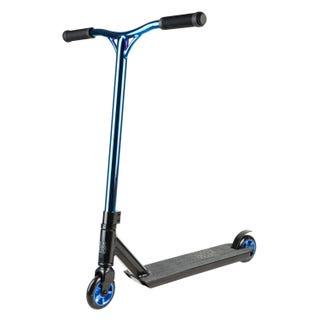 Outrun FX Scooter - Blue Chrome