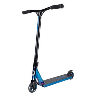 Outrun 2 FX Scooter - Blue Chrome